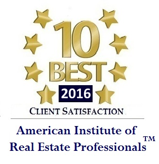 Greg Healy wins 10 best real estate professionals award