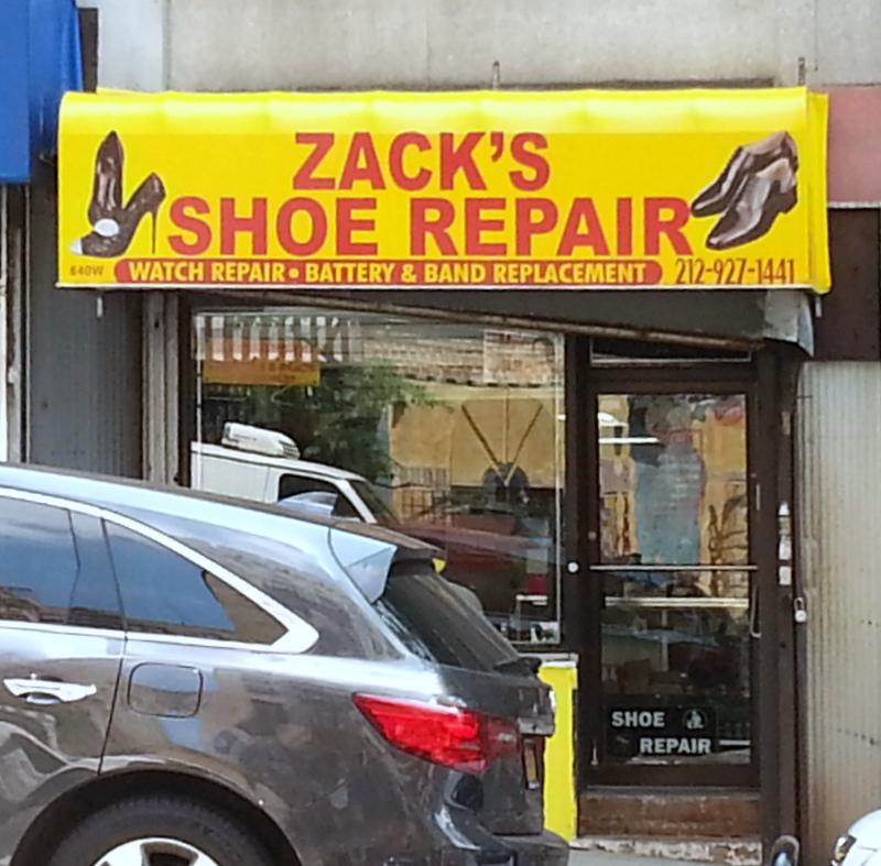 Zack's Shoe Repair