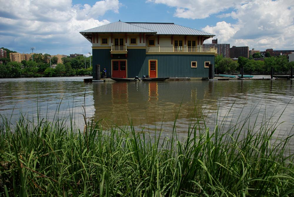 Sharp Boathouse
